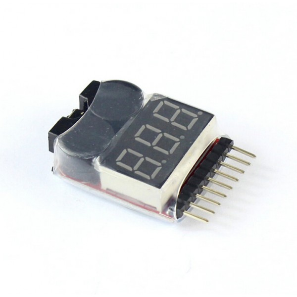 Buzzer Lipo Batterie Indicateur