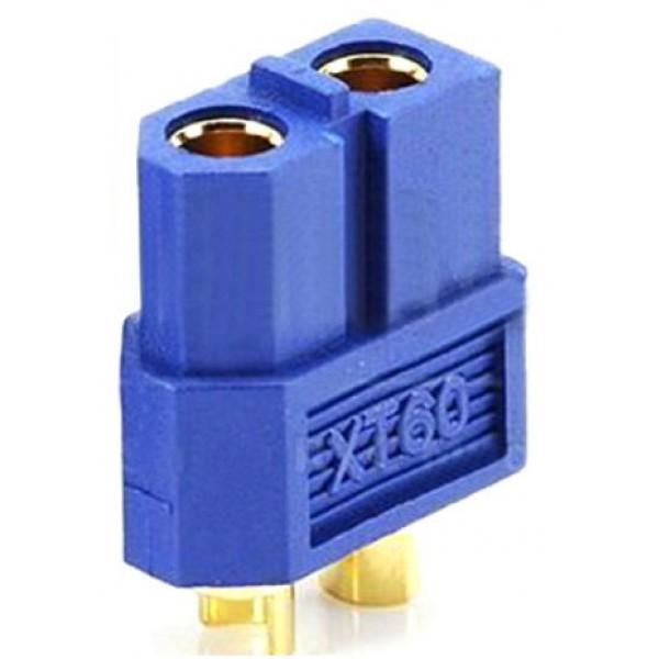XT-60 CONNECTOR (FEMALE) Blue
