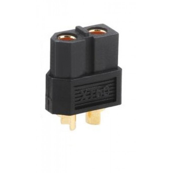 XT-60 CONNECTOR (FEMALE) Black