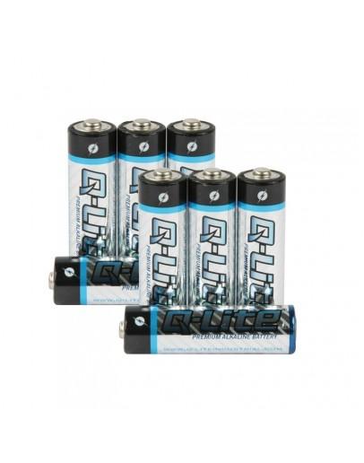 Q-Lite Alkaline 1,5V AA (8 pcs)