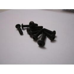 M3x12mm Button Head Screw (10)