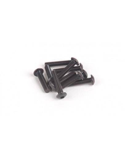 M3x14mm Button Head Screw (10)
