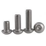 M3x12mm Button Head Screw (10) INOX