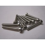 M3x20 CAP HEAD (10) INOX