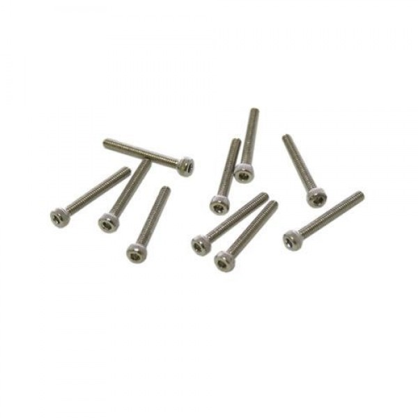 M2x25mm Button Head Screw (10)