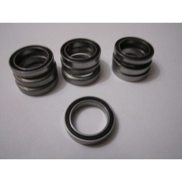 15 X 21 X 4 Bearings (10)