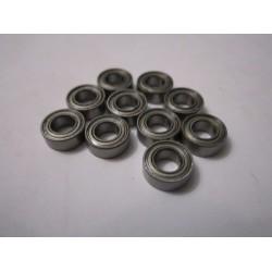 4 X 8 X 3 Bearings (10)