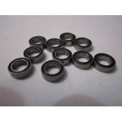 5 X 8 X 2,5 Bearings (10)