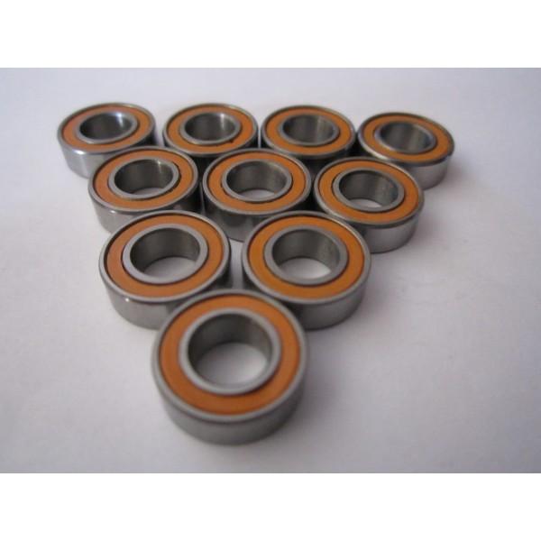 6 X 12 X 4 Bearings (10)