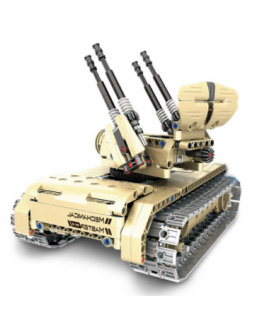 LEPIN RC Technic Series Tanks - 506Pcs