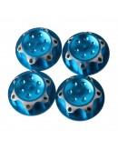 Serrated Wheel Nuts 17mm (4Pcs) B