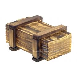 Caixa de madeira decoração 1/10 RC