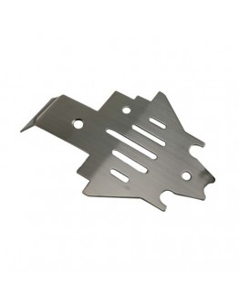 TRAXXAS TRX-4 STAINLESS STEEL CENTER GEARBOX BOTTOM PROTECTOR