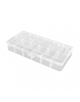 Robitronic Assortment Case 12 compartments variable 260x125x43.5mm
