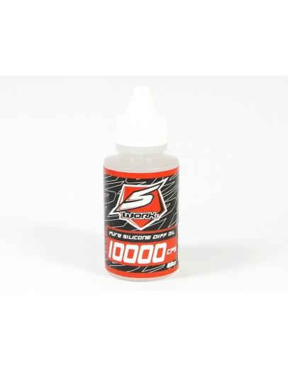 S-WORKz Pure Silicone Oil 10000cps