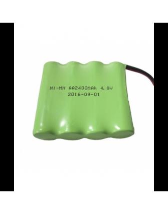 3C - 5C Batteries (3.6V, 4.8V & 6V)