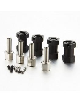 TFL Connector 20mm, Black (2 pcs)