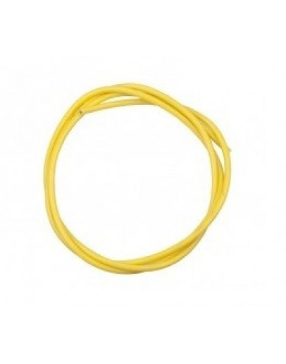 Stranded Wire Hookup Cable 20awg yellow (1M)