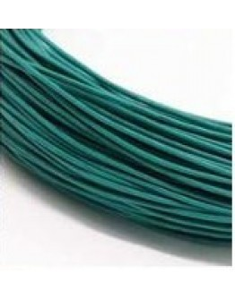 Stranded Wire Hookup Cable 20awg Green (1M)