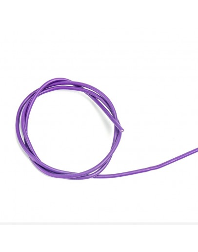 Stranded Wire Hookup Cable 20awg purple (1M)