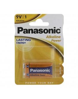 PANASONIC ALKALINE POWER 9V (6LR61)