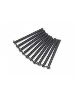 Head metal Button Hex Screw M3x36-10pcs / set