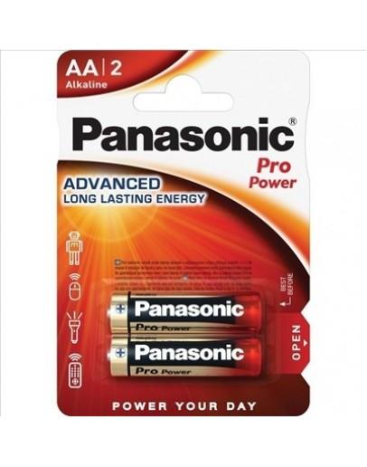 PANASONIC PRO POWER AA PACK (X2)