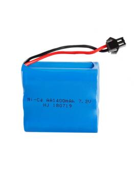 Bateria Ni-CD 7.2V 1400mAh (Ficha SM)